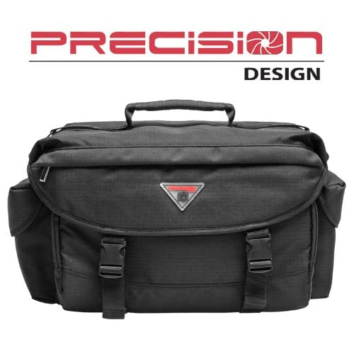 Precision Design 2000 Digital SLR Camera System Case/Gadget Bag for Sony Alpha DSLR SLT-A35, A37, A55, A57, A65, A77, A99