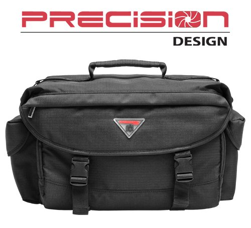 Precision Design 2000 Digital SLR Camera Case for Nikon D3100, D3200, D5100, D5200, D5300, D7000, D7100, D600, D800, D4 by Precision Design