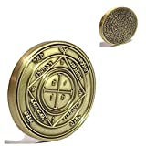 King Solomon Seal Coin Talisman Kabbalah 72 Names