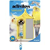 JW Pet Company Activitoy Strong Bird Bird Toy, Small, Colors Vary