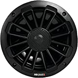 MB Quart- NK1116B - 6.5' Nautic Series 2-Way Coaxial Speaker System, Black