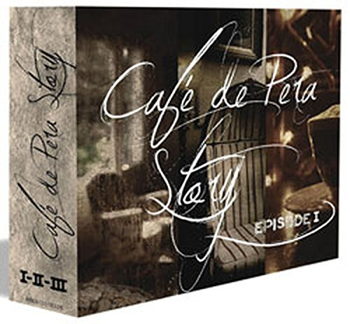 (Cafe De Pera Story 3 CD BOX SET)