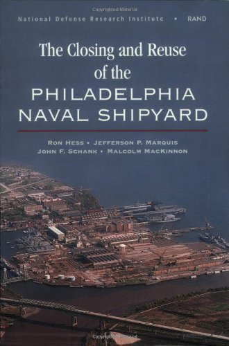 The Closing and Reuse of the Philadelphia Naval Shipyard