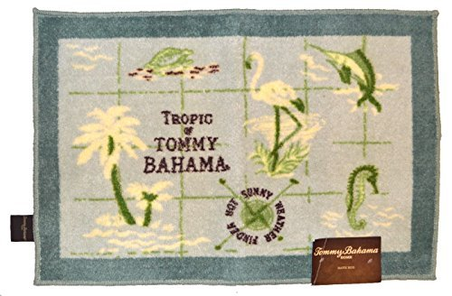 Tommy Bahama Bath Rug - Tropic of Tommy Bahama - 28x20 Inches