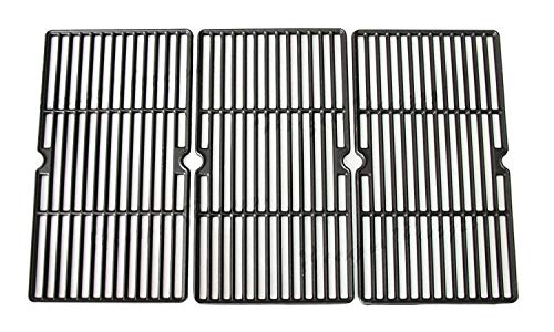 - Hongso PCE993 Matte Cast Iron Cooking Grid Replacement for Charbroil 463224912, 463231711, Kenmore 415.16135, 415.16135110 and Cuisinart, Ceramic Grills; aftermarket Replacements, Set of 3