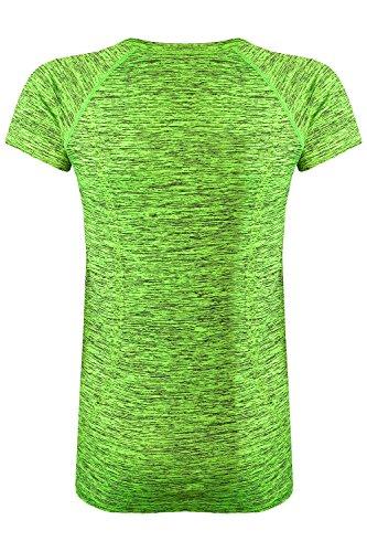 Libella - Camisa deportiva - para mujer naranja