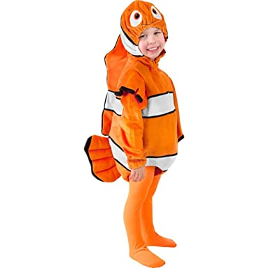 Amazoncom Toddler Clown Fish Costume Size Toddler 4t Clothing