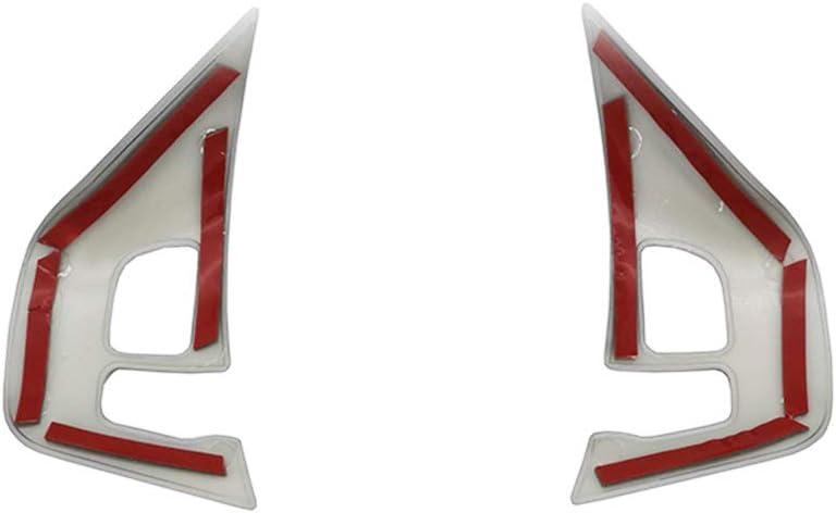 Chrom/é D/écoration int/érieure de volant de Cadre de Bouton de Garniture 2008 208 GTI