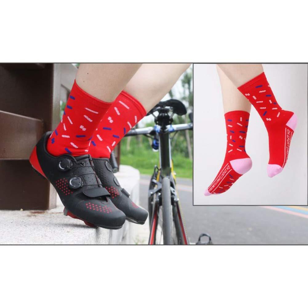 Aesy Calcetines Deportivos para Hombres Mujer, Vestir Resistente Respirable Mediados Longitud Formación Calcetines, para Al Aire Libre Deportes Equitación ...