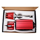 Top Street Performance JM7901R-KT Red Power Pack with Dig...