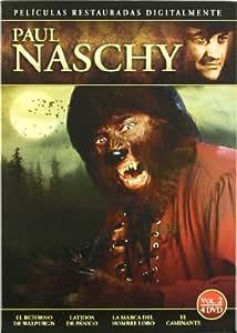 Pack: Paul Naschy - Volumen 2 [DVD]