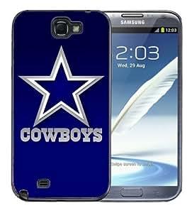 For SamSung Galaxy S3 Case Cover Black pc Silicone Case - Dallas Cowboys Footbal NFL