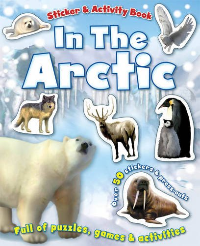 Download Animal Activity: In the Arctic (Sticker and Activity Book) pdf