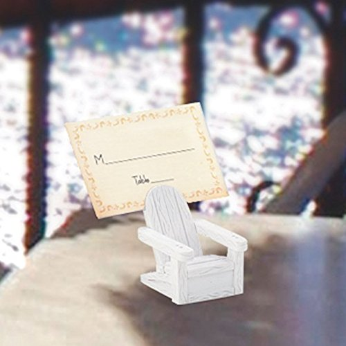 Adirondack Chair Place Card Holders - 2