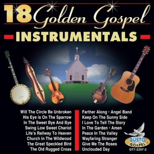 18 Golden Gospel Instrumentals