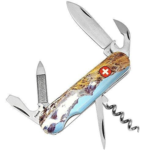 - Wenger Outdoor Tactical Folding Multi-Tool: St Moritz