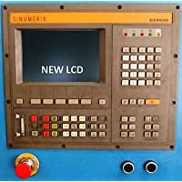 Replace 9 Siemens CRT WS400-20 with NEW LCD monitor