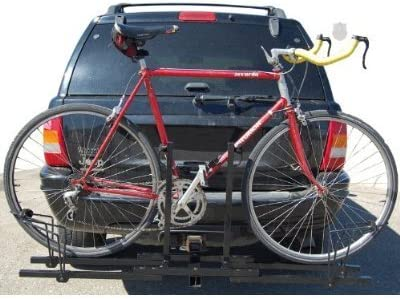 New 2 Mountain Bike Hitch Rack Carrier 2 Rear for SUV VAN Truck