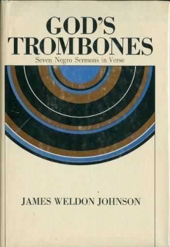 gods trombones by johnson james weldon 1969 hardcover