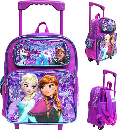 Disney Frozen Elsa and Anna 12