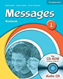 img - for Messages 1 Workbook with Audio CD/CD-ROM by Diana Goodey (2006-08-28) book / textbook / text book