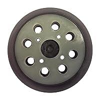 "Superior Pads and Abrasives RSP28 5"" Dia 8 Hole Hook & Loop Sander Pad Replaces Milwaukee OE # 51-36-7090, Ryobi OE # 300527002, 975241002, 974484001, Ridgid OE # 300527002"