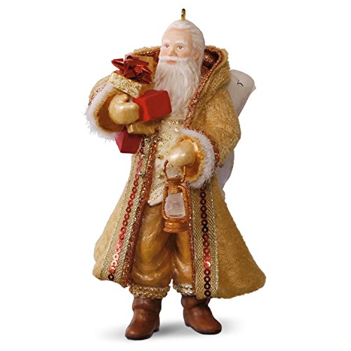 Hallmark 2016 Christmas Ornaments Father Christmas #13