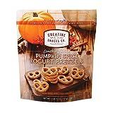 yogurt pretzels - Creative Snacks Pumpkin Spice Yogurt Pretzels (1lb,10 Oz)