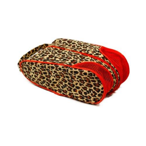 Glove It Women's Shoe Bag (Leopard)