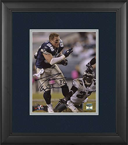 Jason Witten Dallas Cowboys Framed Autographed 8