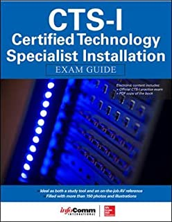 cts certified technology specialist exam guide second edition rh amazon co uk cts exam guide book cts exam guide pdf download