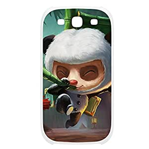 Teemo-003 League of Legends LoL case cover Iphone 5C Plastic White