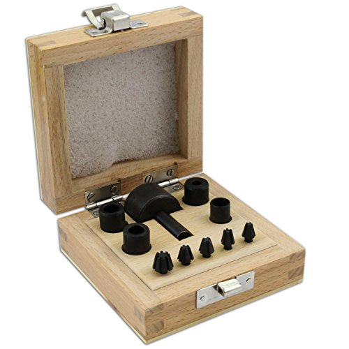 Jewellers Tools Claw Setting Manufacturing Kit -Set Of 9 Jewellery Ring Setting Tool