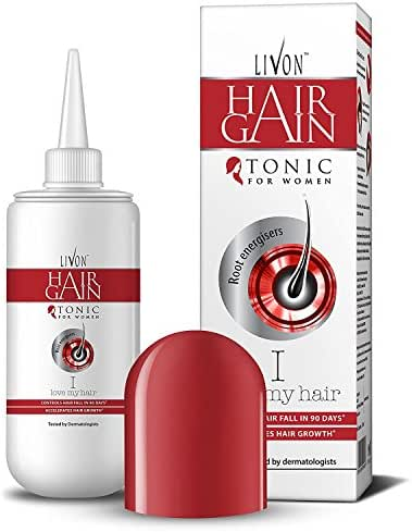 Livon Hair Gain Tonic for Women - 150ml