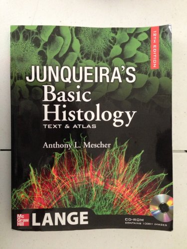 Junqueira's Basic Histology: Text & Atlas