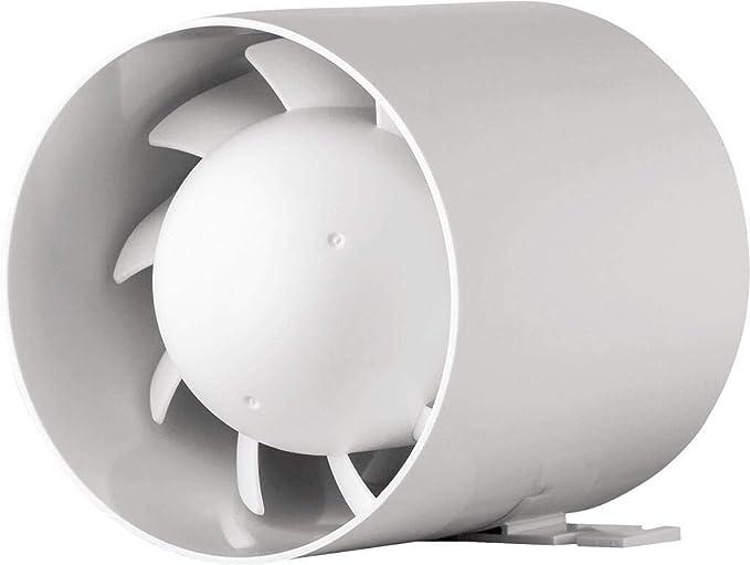 Extractor de conducto conducto axial Calidad 120mm ventilador del ...