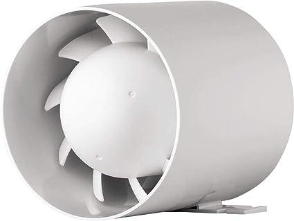 Extractor de conducto conducto axial Calidad 120mm ventilador del sistema de ventilación de arco