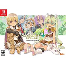Rune Factory 4 Archival Edition Switch