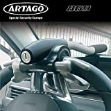 Artago 870/ Anti-Theft Car Steering Wheel Dashboard with Alarm