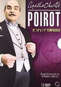 Poirot - Temporadas 9-11 [DVD]