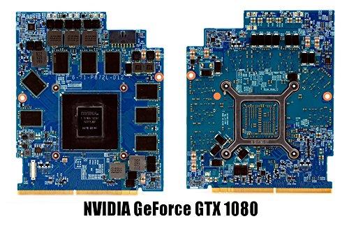 Clevo P870DM2 VGA Upgrade Kit
