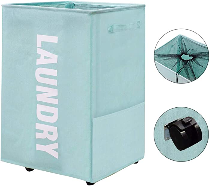 Top 10 Laundry Basket Foldable With Wheels