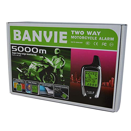 BANVIE 2 Way Motorcycle