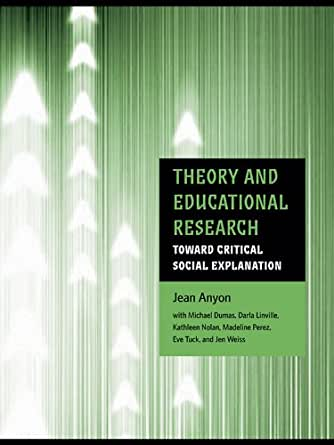 introduction to educational research a critical thinking approach