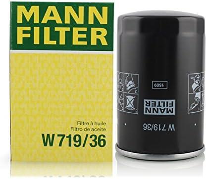 Mann Filter W71936 Oil Filter