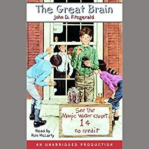 The Great Brain Audiobook