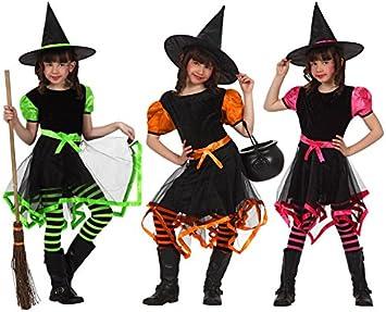 Atosa 70039 - Disfraz de bruja para niña, 10 años (1 unidad ...