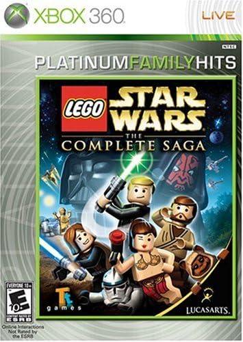 LucasArts LEGO Star Wars - Juego (Xbox 360, ESP): Amazon.es ...