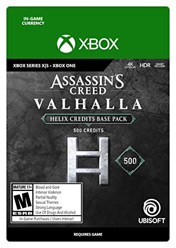Assassin's Creed Valhalla Base Helix Credits Pack - Xbox Series X|S, Xbox One [Digital Code]