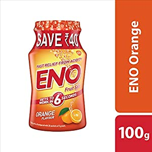 ENO Orange Digestive Anatacid in India